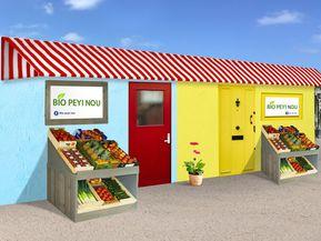 Thumb grocery store in bio peyi nou   a